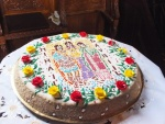 Funeral cake